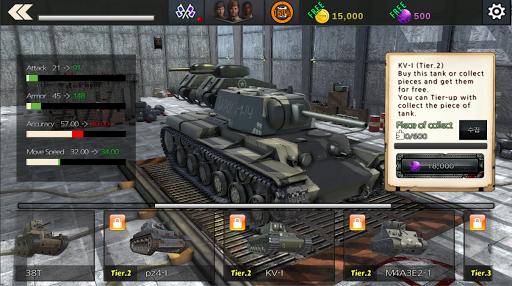 World War Tank : Tank of Fury  screenshots 21