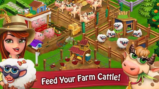 Farm Day Village Farming: Offline Games 1.2.39 screenshots 8