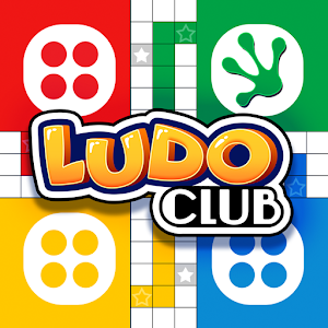 Ludo Club Fun Dice Game 2.0.81 by Moonfrog logo