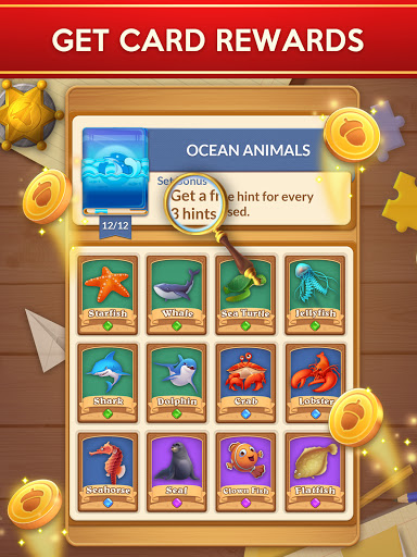 Word Card: Fun Collect Game apkpoly screenshots 19