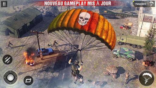 Code Triche Nouveau tireur d'élite commando hors ligne 2020 (Astuce) APK MOD screenshots 1