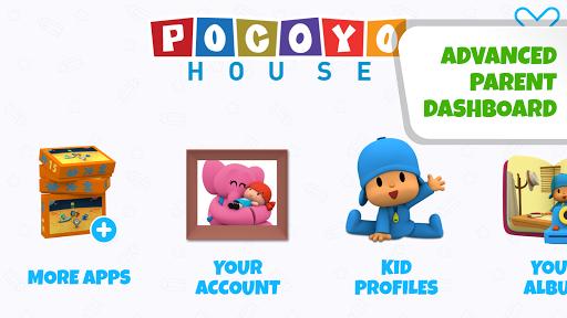 Pocoyo House: best videos and apps for kids apkdebit screenshots 12