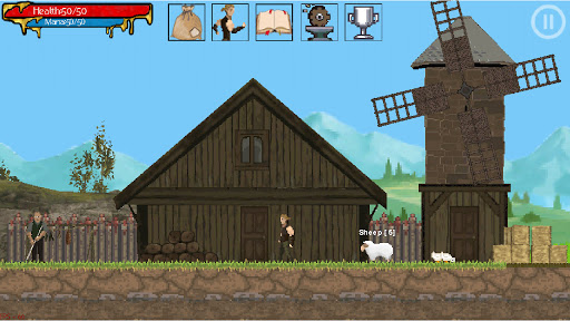 Gothic: ArnaLLiA - RPG platformer 0.7.3 screenshots 17