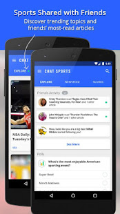 Chat Sports - News & Scores