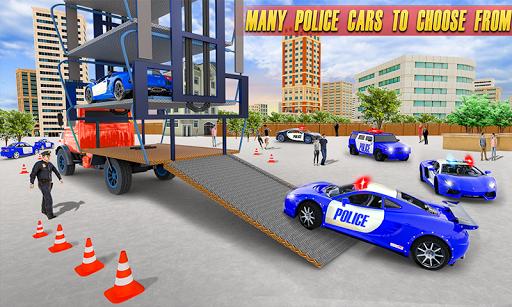 Police Multi Level Car Parking Games: Cop Car Game 2.0.6 screenshots 4