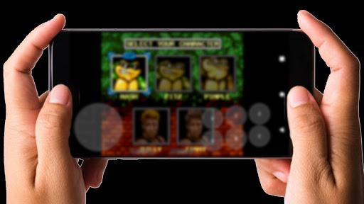 Retro Game Emulator (md2 / genesis)  Pc-softi 2