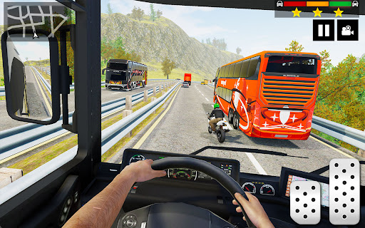 Bus Driver Simulator: Tourist Bus Driving Games 1.2 screenshots 15
