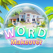 Word & Makeover: Word Crossy & Home Design