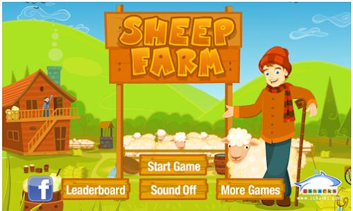 Sheep Farm APK MOD HACK (Dinero Ilimitado) 1