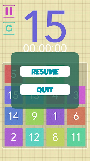 15 puzzle! screenshot 3