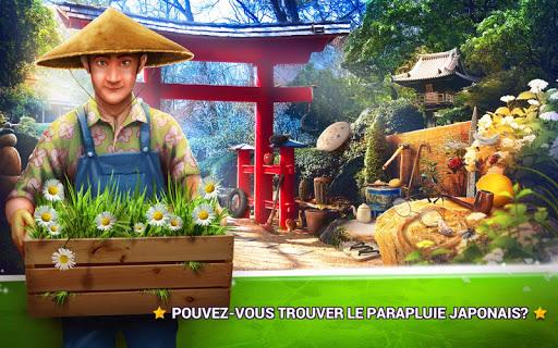 Télécharger Objets Cachés Jardin Zen - Jeu de Magie APK MOD (Astuce) screenshots 1