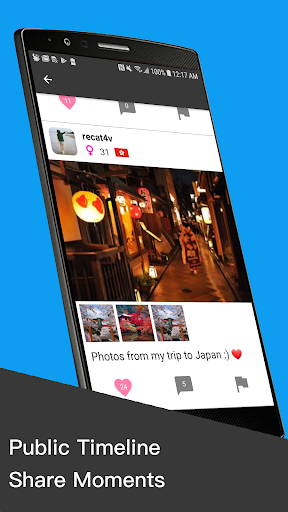 Unbordered - Foreign Friend Chat 6.0.7 Screenshots 7