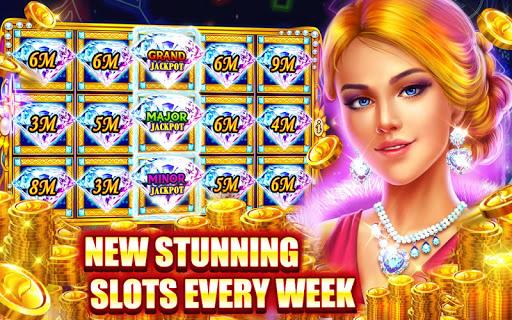 Vegas Party Slots--Double Fun Free Casino Machines screenshots 18