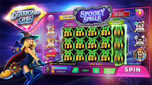 Diamond Cash Slots Casino: Free Las Vegas Games modavailable screenshots 20