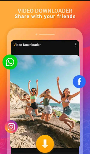 HD Video Downloader App - Download All Videos android2mod screenshots 2