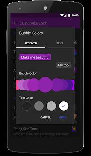 Textra SMS Screenshot
