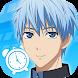 黒子のバスケWALK&ALARM 黒バスアラーム - Androidアプリ