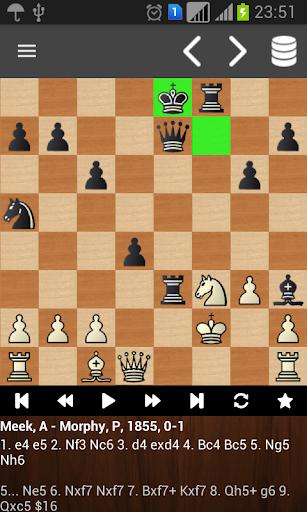 Chess PGN reader 1.0.10 screenshots 9