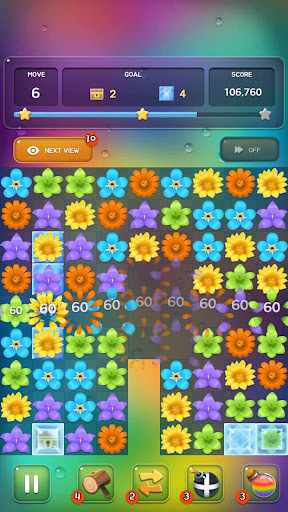Flower Match Puzzle 1.2.2 screenshots 9