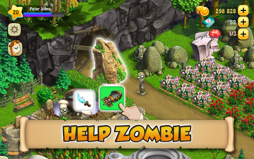 Zombie Castaways  screenshots 9