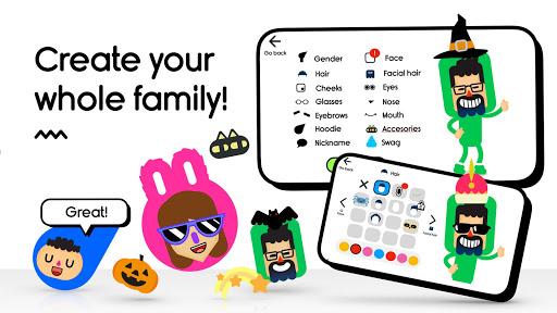 Boop Kids World - My Avatar Creator  Screenshots 1