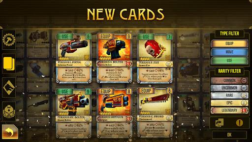 Warhammer 40,000: Space Wolf  screenshots 2