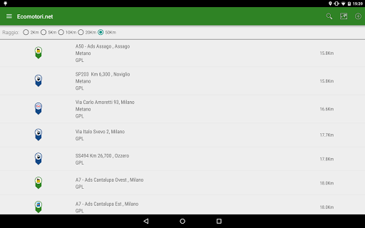 CNG, LPG, LNG & Electric Stations android2mod screenshots 21