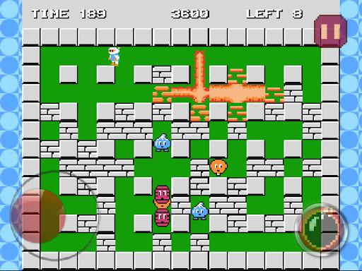 Télécharger Bombman Retro APK MOD (Astuce) screenshots 1