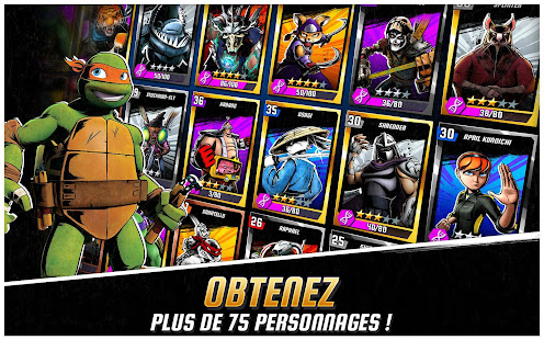 Ninja Turtles: Legends screenshots apk mod 4