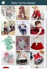Baby Clothes Collection Ideas