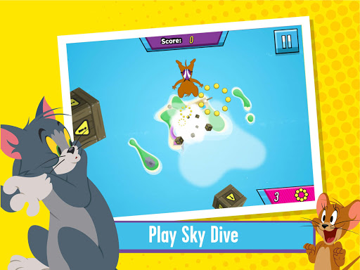 Boomerang All-Stars: Tom and Jerry Sports 2.2.5 Screenshots 12