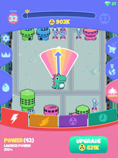 Kaiju Rush Screenshot