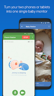 Baby Monitor 3G - Video Nanny & Camera Screenshot
