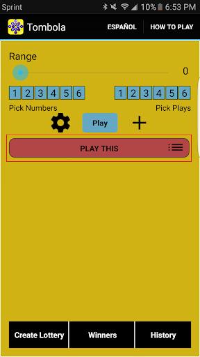 Lottery Strategy screenshots 1