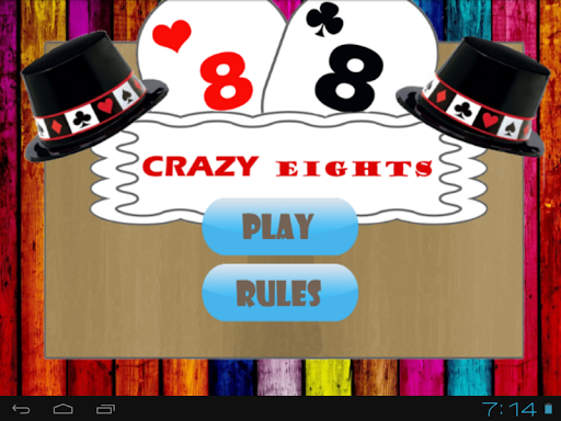 Crazy Eights Fun For PC Windows (7, 8, 10, 10X) & Mac Computer Image Number- 10
