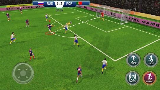 Stars Soccer League: Football Games Hero Strikes 3