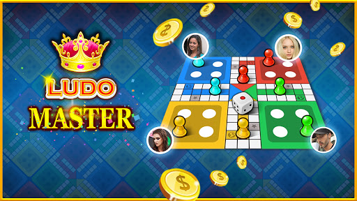 Ludo Master™ - New Ludo Board Game 2021 For Free  screenshots 1