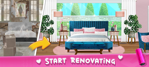 House Design: Home Cleaning & Renovation For Girls  screenshots 3