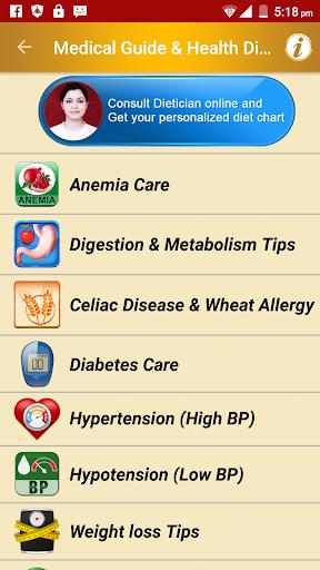 Foto do Health Diet Foods Fitness Help