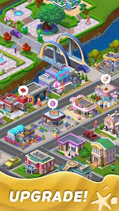 Match Town Makeover MOD APK 1.11.1200 (Unlimited Coin, Star) 7