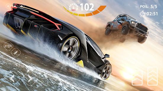 Police Car Racing Game 2021 - Racing Games 2021 1.2 screenshots 1