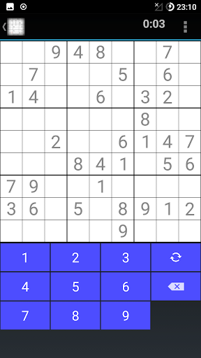 Sudoku Game free App screenshots 3