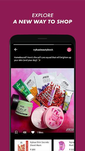 Nykaa: Beauty Shopping App. Buy Makeup & Cosmetics apktram screenshots 5