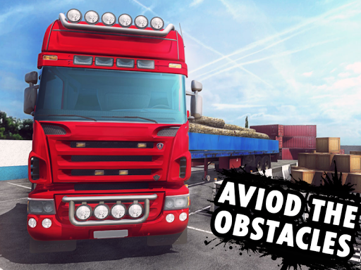 Big Truck Parking Simulation - Truck Games 2021 1.9 Screenshots 9