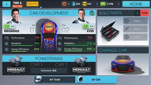 Motorsport Manager Online 2020.6.0 screenshots 1