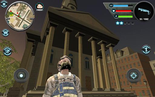 Army Car Driver screenshots 3