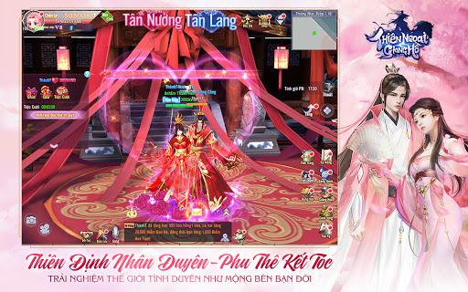 Thiu00ean Ngou1ea1i Giang Hu1ed3 - Thien Ngoai Giang Ho apktram screenshots 14