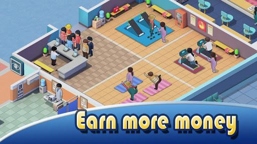 Idle Hospital Tycoon - Doctor and Patient  screenshots 10