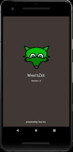WhatsZee+ Online Status Notifier Last Seen 1.2