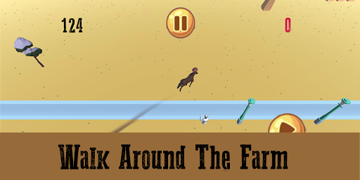 Horse Revenge - A West Farm Cowboy Game screenshots 1